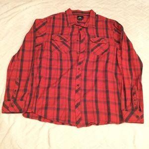 O'neill Men's Flannel